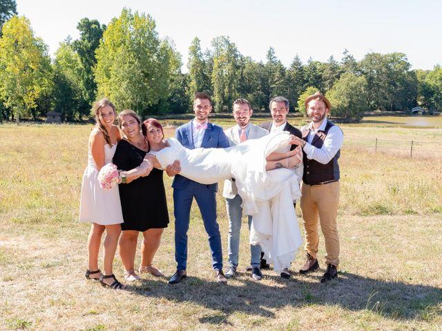 Le mariage de Aurélien et Sandra à Héric, Loire Atlantique 92