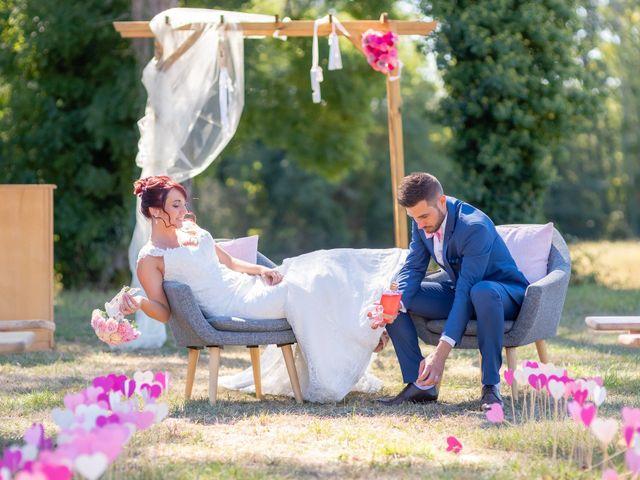 Le mariage de Aurélien et Sandra à Héric, Loire Atlantique 106