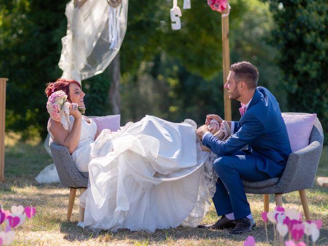Le mariage de Aurélien et Sandra à Héric, Loire Atlantique 110