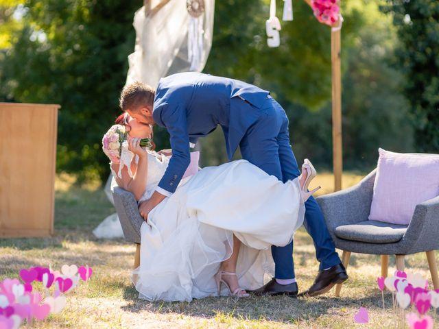 Le mariage de Aurélien et Sandra à Héric, Loire Atlantique 111