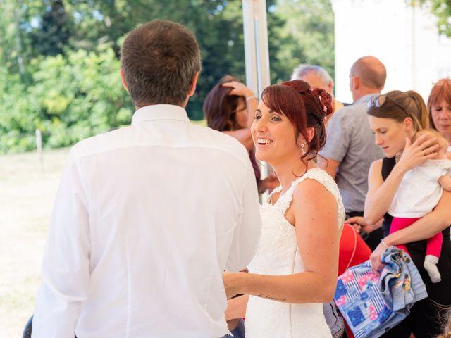 Le mariage de Aurélien et Sandra à Héric, Loire Atlantique 136