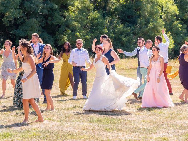 Le mariage de Aurélien et Sandra à Héric, Loire Atlantique 140