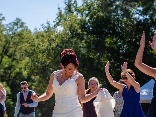 Le mariage de Aurélien et Sandra à Héric, Loire Atlantique 148