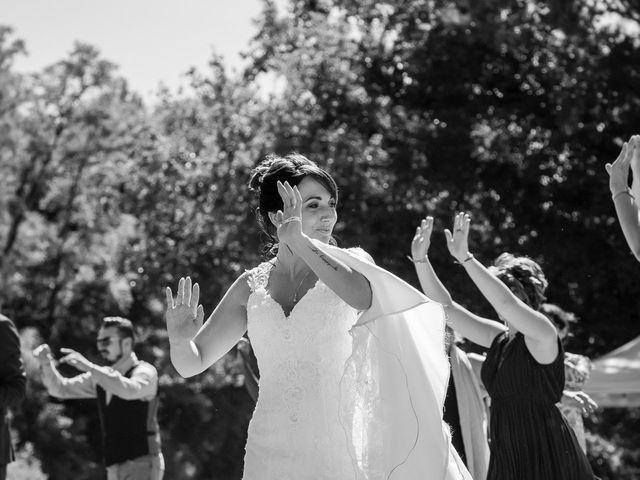 Le mariage de Aurélien et Sandra à Héric, Loire Atlantique 149