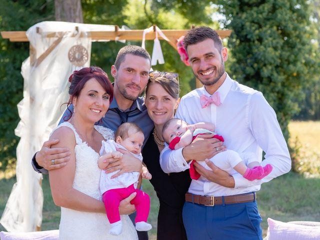 Le mariage de Aurélien et Sandra à Héric, Loire Atlantique 156