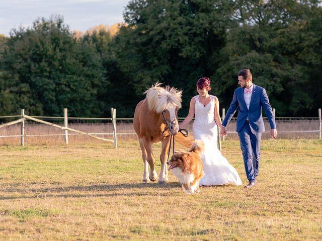 Le mariage de Aurélien et Sandra à Héric, Loire Atlantique 199