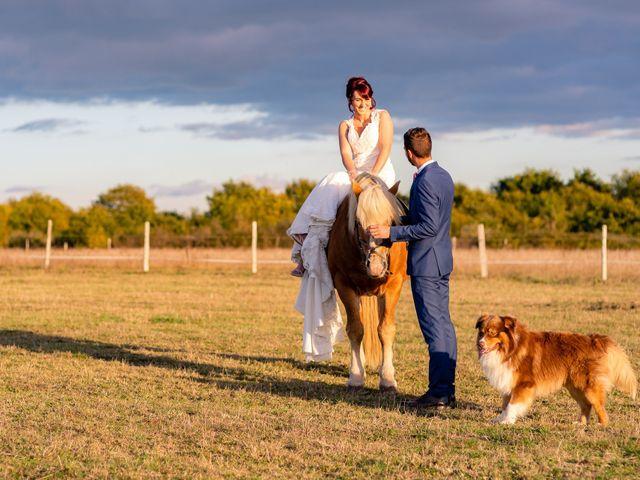 Le mariage de Aurélien et Sandra à Héric, Loire Atlantique 204