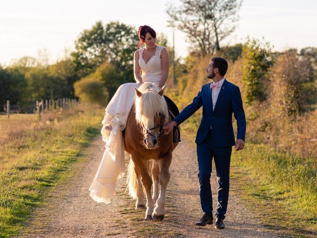 Le mariage de Aurélien et Sandra à Héric, Loire Atlantique 208