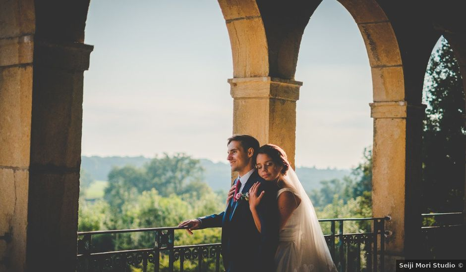Le mariage de Christophe et Laure à Charolles, Saône et Loire