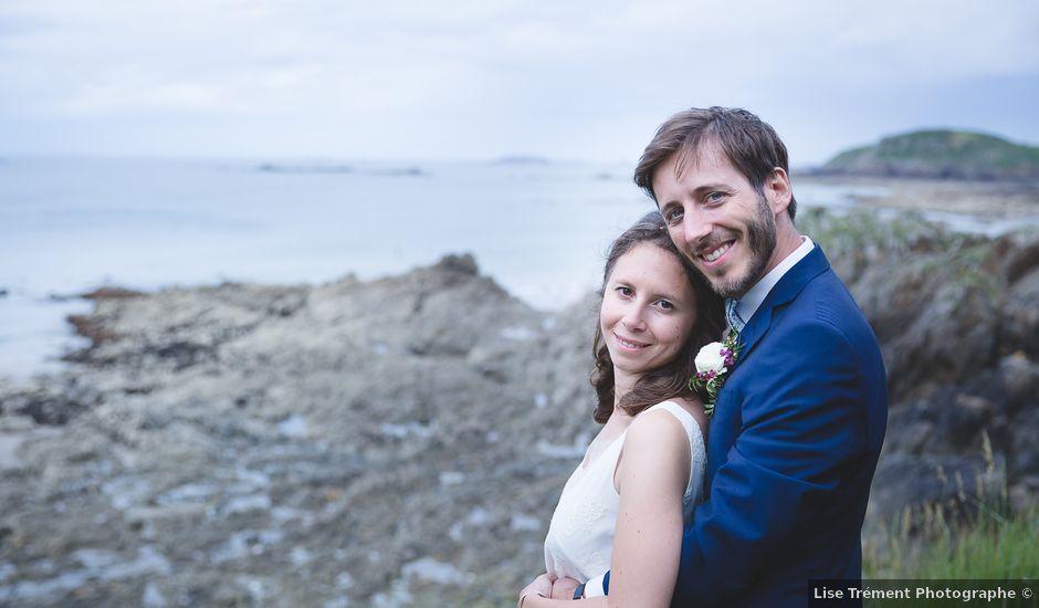Le mariage de Etienne et Albane à Saint-Lunaire, Ille et Vilaine