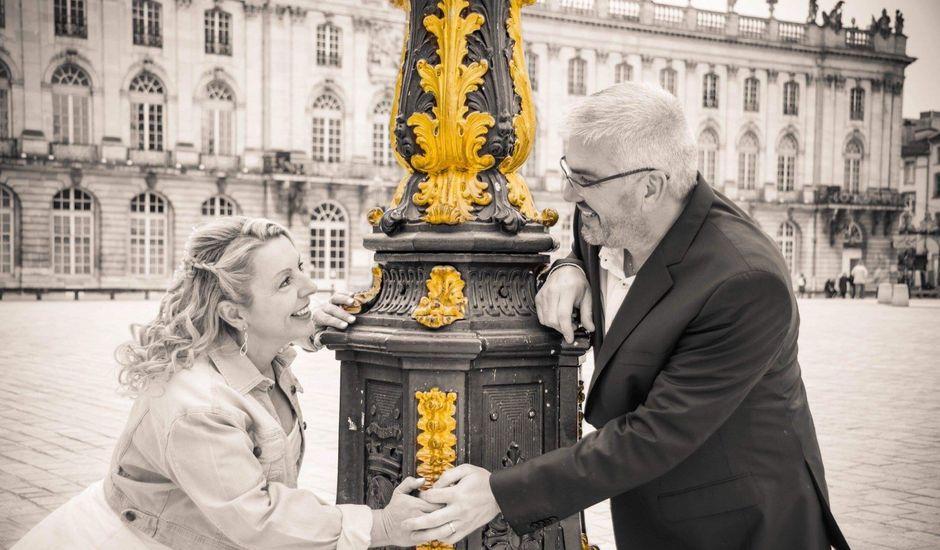 Le mariage de Denis et Valérie  à Bouxières-aux-Dames, Meurthe-et-Moselle
