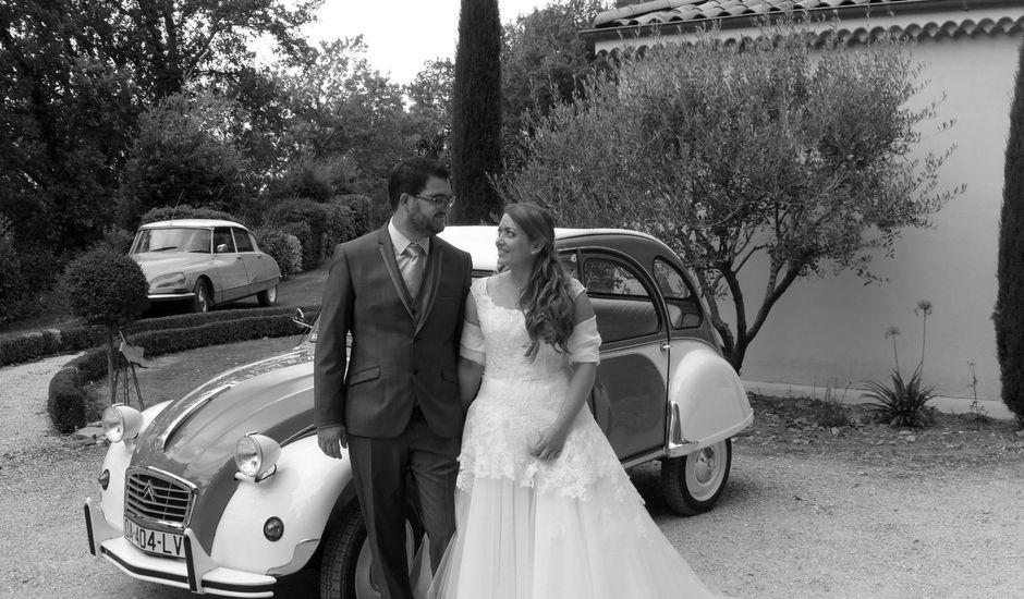 Le mariage de Victor et Nolwenn à Peyrins, Drôme