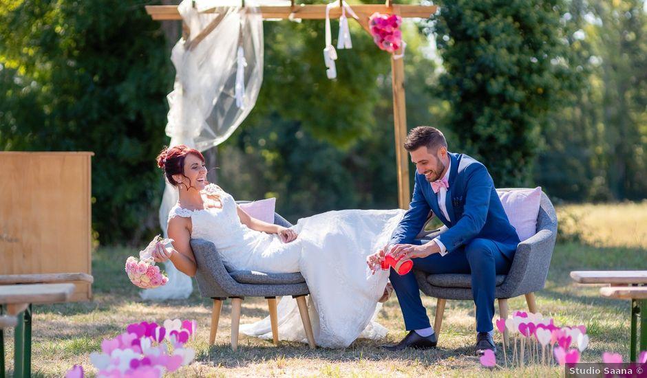 Le mariage de Aurélien et Sandra à Héric, Loire Atlantique