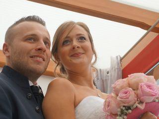 Le mariage de Wilfried et Laurine