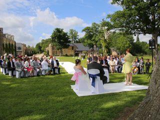 Le mariage de Isabelle et Benoit