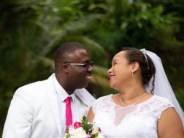 Le mariage de Moïse et Gaëlle à Saint-Joseph, Martinique 1