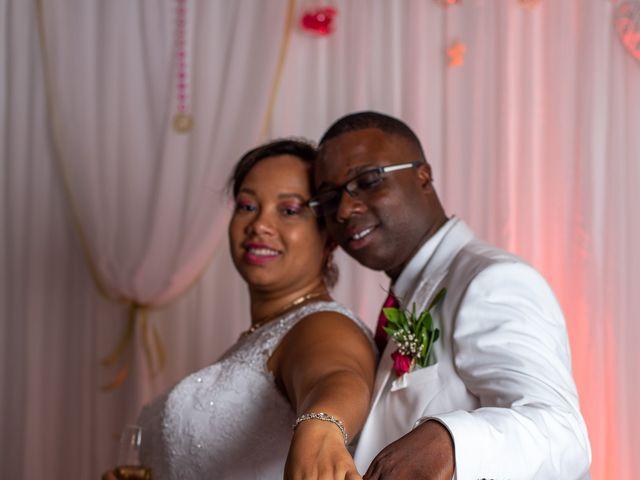 Le mariage de Moïse et Gaëlle à Saint-Joseph, Martinique 4