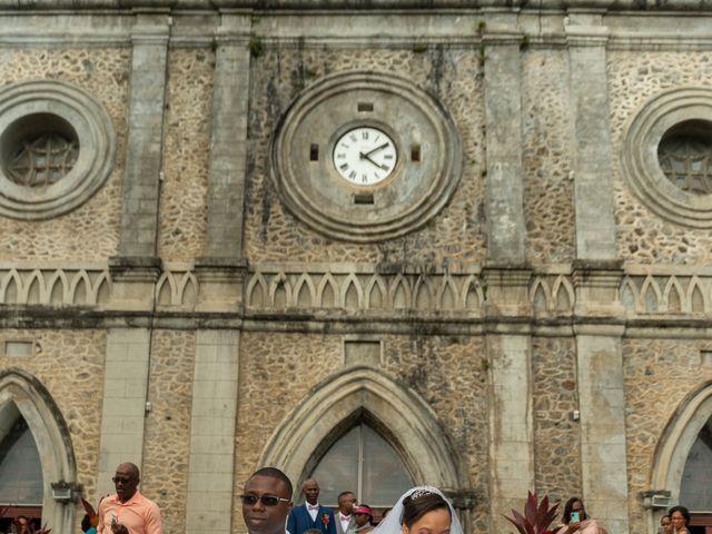 Le mariage de Moïse et Gaëlle à Saint-Joseph, Martinique 6