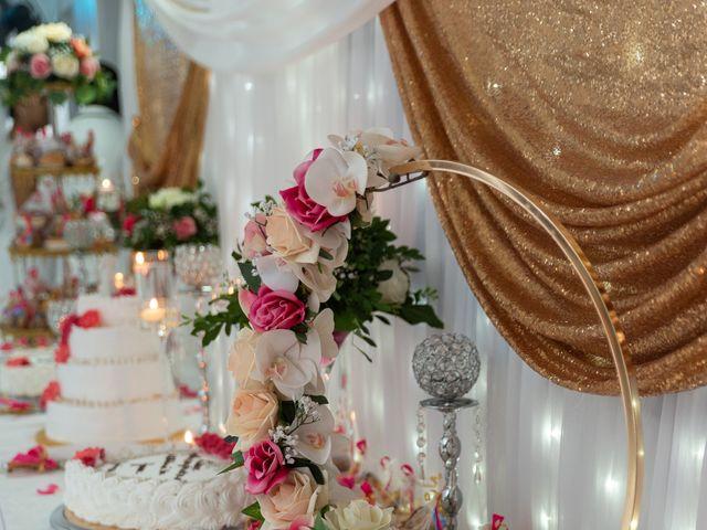 Le mariage de Moïse et Gaëlle à Saint-Joseph, Martinique 7