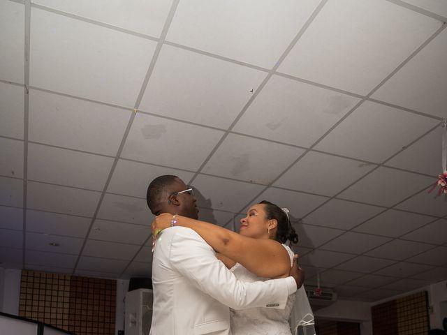 Le mariage de Moïse et Gaëlle à Saint-Joseph, Martinique 8