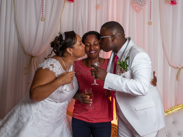 Le mariage de Moïse et Gaëlle à Saint-Joseph, Martinique 11