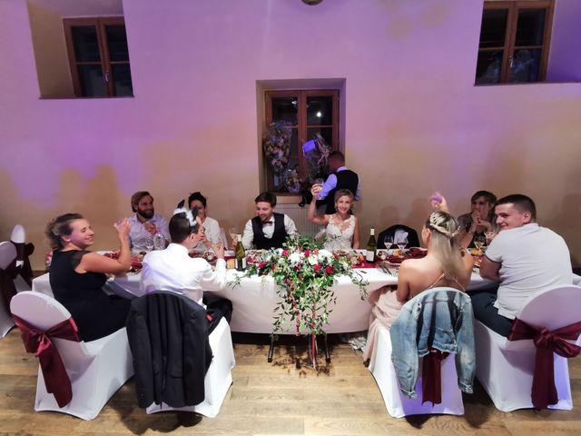 Le mariage de David et Camille à Saint-Maurice-sur-Moselle, Vosges 1