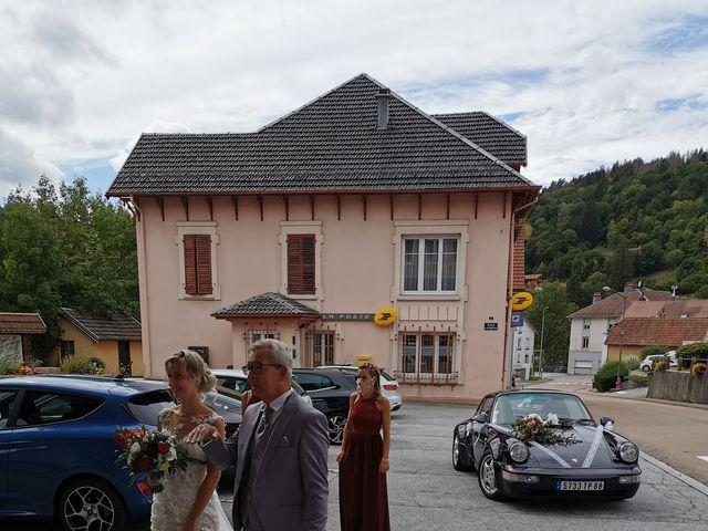 Le mariage de David et Camille à Saint-Maurice-sur-Moselle, Vosges 4
