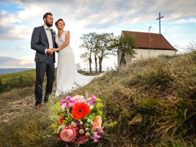 Le mariage de Raphaël et Julie à Bergholtz, Haut Rhin 3