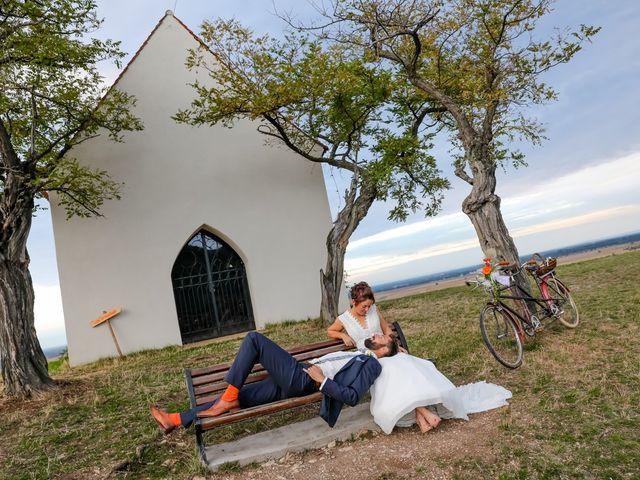 Le mariage de Raphaël et Julie à Bergholtz, Haut Rhin 4
