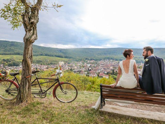 Le mariage de Raphaël et Julie à Bergholtz, Haut Rhin 6