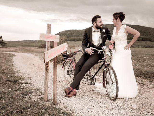 Le mariage de Raphaël et Julie à Bergholtz, Haut Rhin 8