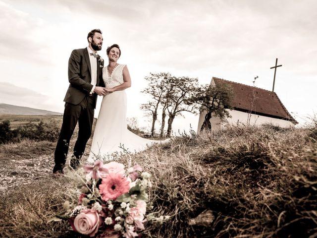 Le mariage de Raphaël et Julie à Bergholtz, Haut Rhin 9