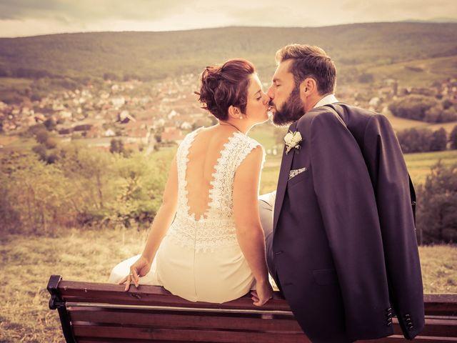Le mariage de Raphaël et Julie à Bergholtz, Haut Rhin 10
