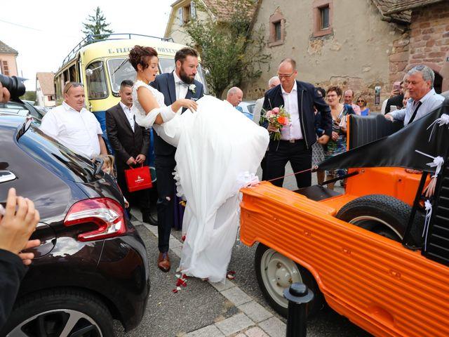 Le mariage de Raphaël et Julie à Bergholtz, Haut Rhin 17