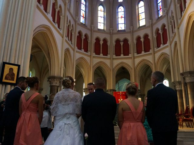 Le mariage de Laurine et Wilfried à Calais, Pas-de-Calais 10