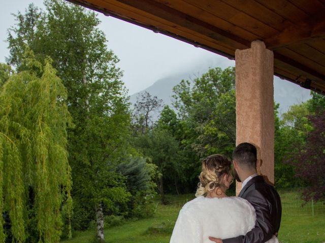 Le mariage de Guillaume et Mélany à Gap, Hautes-Alpes 22