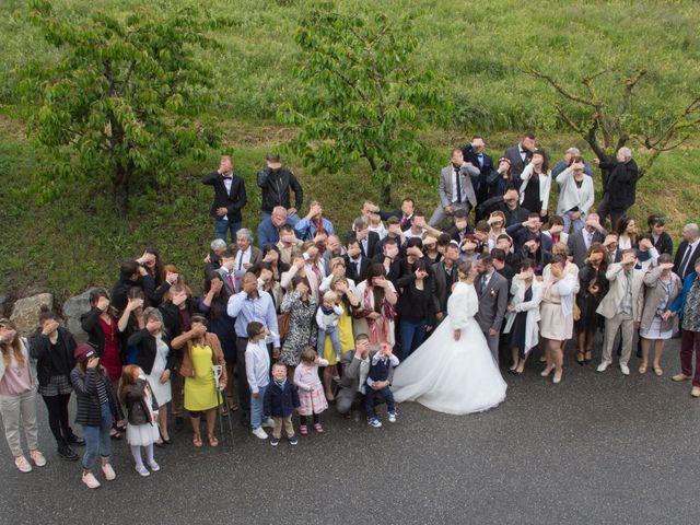 Le mariage de Guillaume et Mélany à Gap, Hautes-Alpes 55