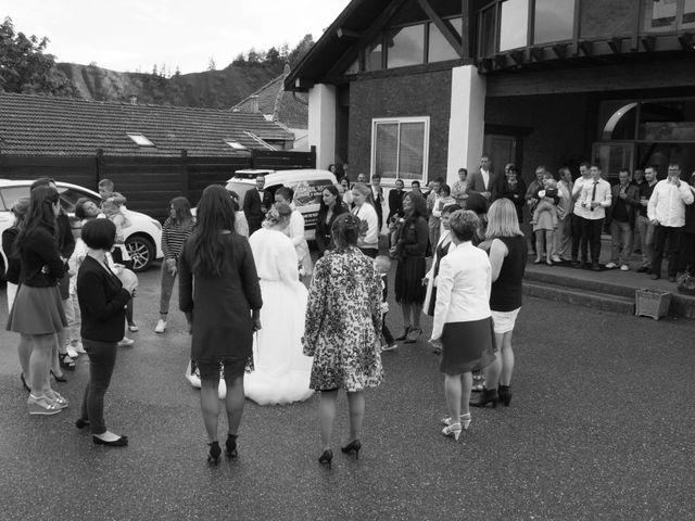 Le mariage de Guillaume et Mélany à Gap, Hautes-Alpes 57