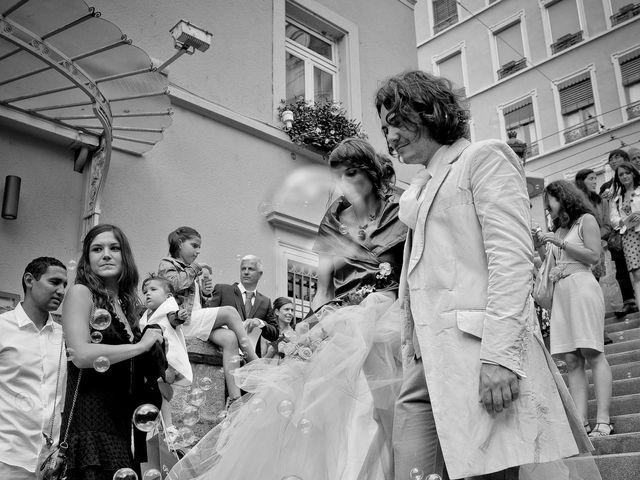 Le mariage de Thomas et Annabelle à Anse, Rhône 7