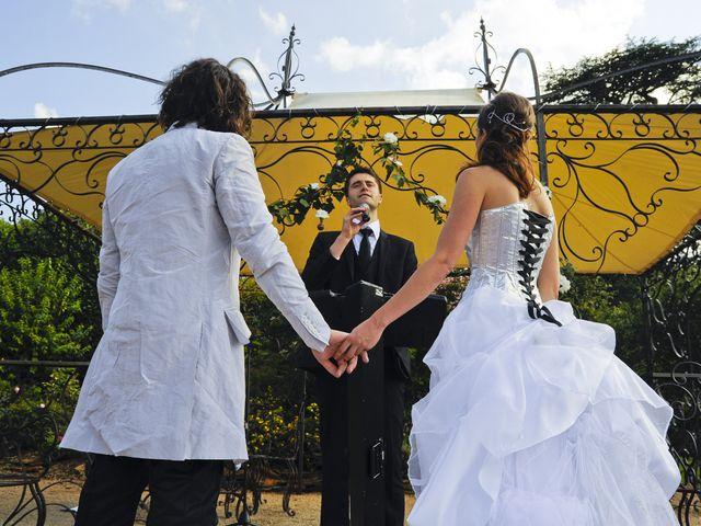 Le mariage de Thomas et Annabelle à Anse, Rhône 13