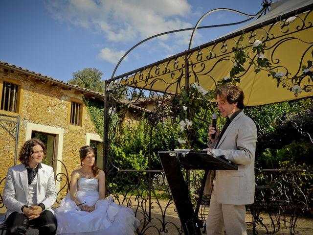 Le mariage de Thomas et Annabelle à Anse, Rhône 15