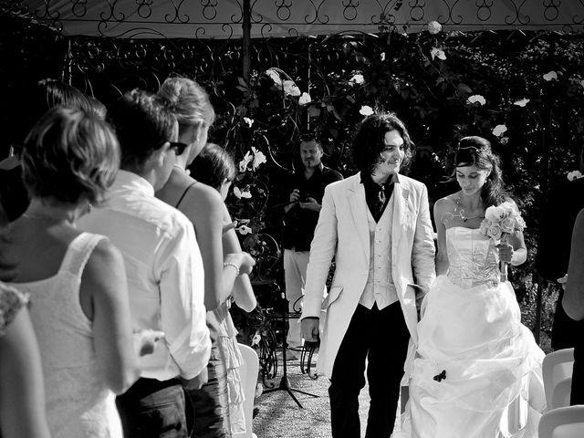 Le mariage de Thomas et Annabelle à Anse, Rhône 16