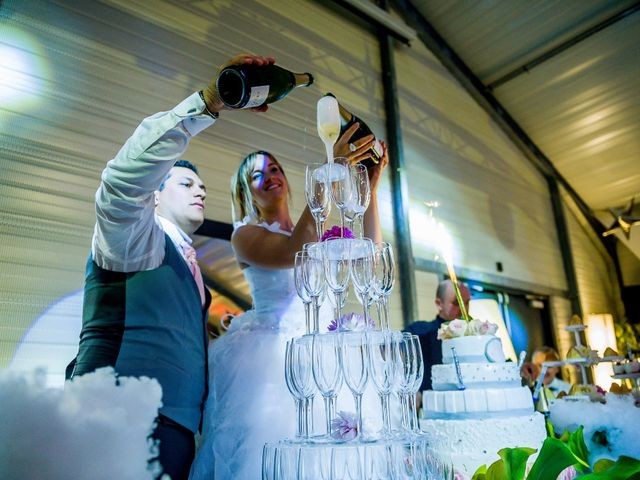 Le mariage de Jonathan et Marion à Neuville-De-Poitou, Vienne 58