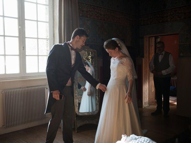 Le mariage de Guillaume Henry et Alexandra à Ploudalmézeau, Finistère 8