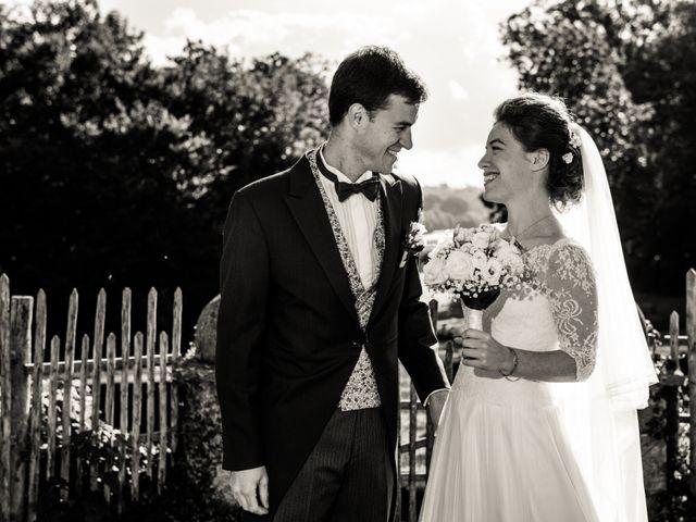 Le mariage de Guillaume Henry et Alexandra à Ploudalmézeau, Finistère 10