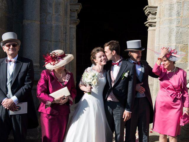 Le mariage de Guillaume Henry et Alexandra à Ploudalmézeau, Finistère 18