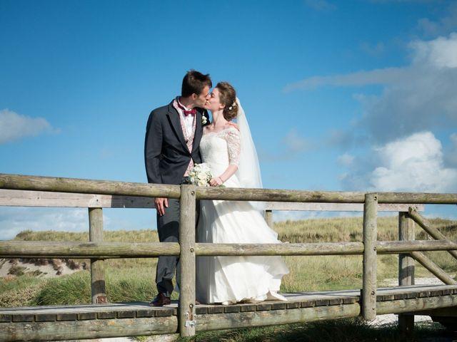 Le mariage de Guillaume Henry et Alexandra à Ploudalmézeau, Finistère 21