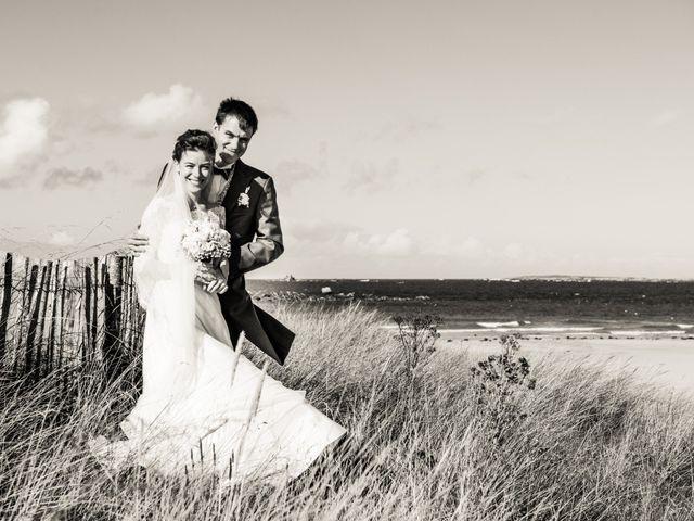 Le mariage de Guillaume Henry et Alexandra à Ploudalmézeau, Finistère 22