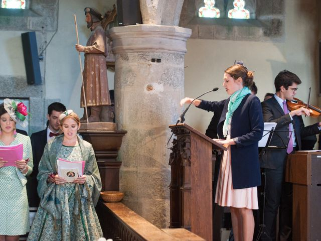 Le mariage de Guillaume Henry et Alexandra à Ploudalmézeau, Finistère 37