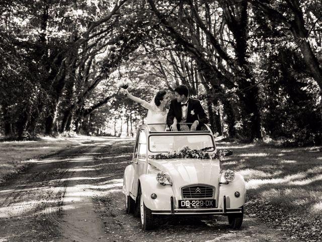 Le mariage de Guillaume Henry et Alexandra à Ploudalmézeau, Finistère 39